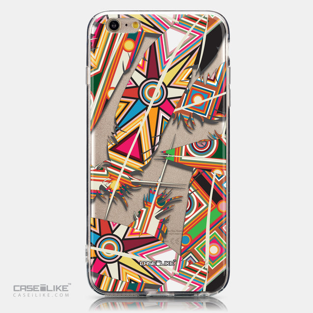 CASEiLIKE Apple iPhone 6 Plus back cover Indian 2054 Tribal Theme Pattern