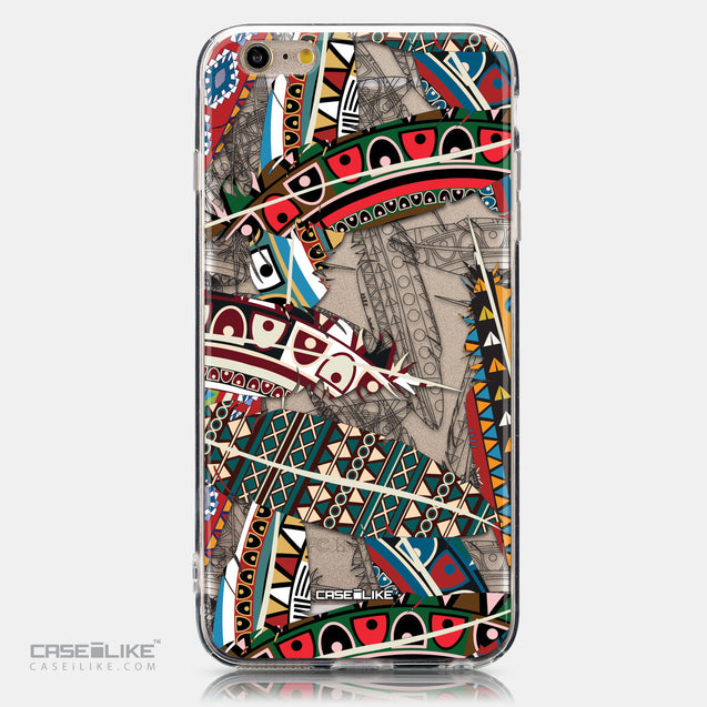CASEiLIKE Apple iPhone 6 Plus back cover Indian 2055 Tribal Theme Pattern