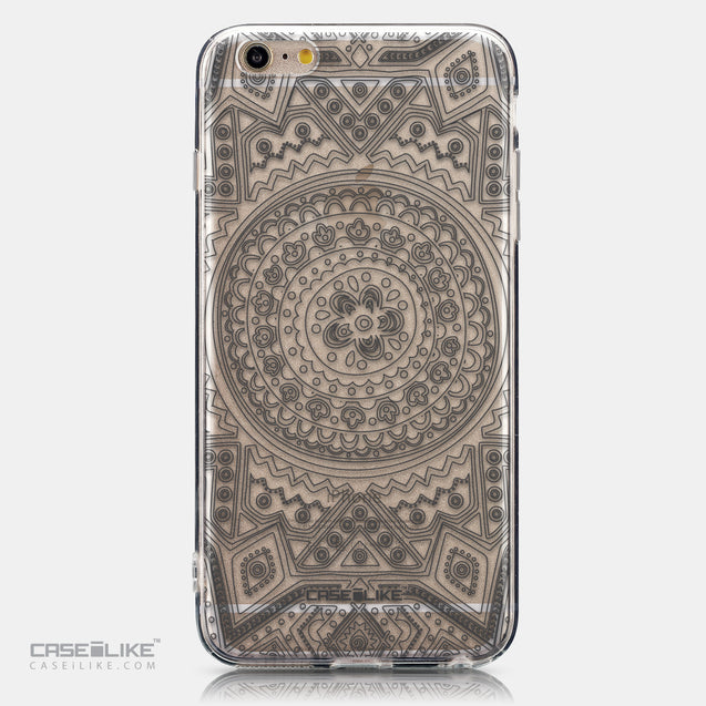 CASEiLIKE Apple iPhone 6 Plus back cover Indian Line Art 2063