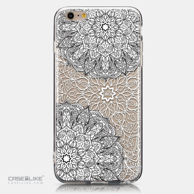 CASEiLIKE Apple iPhone 6 Plus back cover Mandala Art 2093