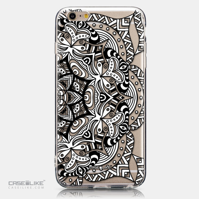 CASEiLIKE Apple iPhone 6 Plus back cover Mandala Art 2096
