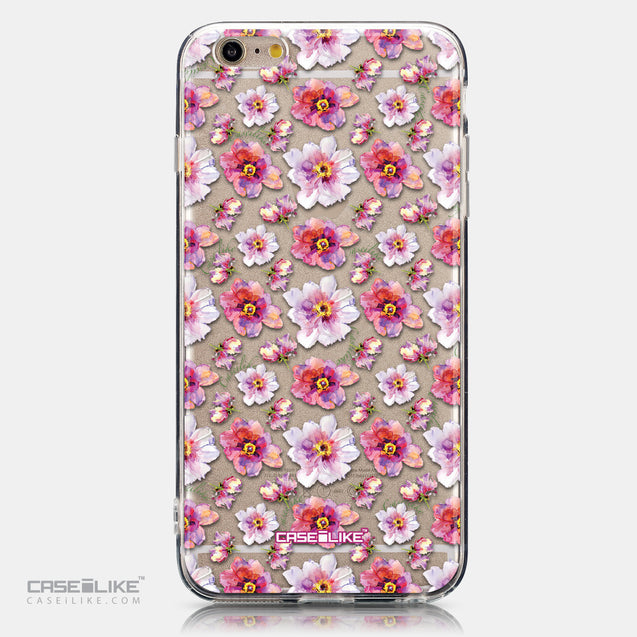 CASEiLIKE Apple iPhone 6 Plus back cover Watercolor Floral 2232