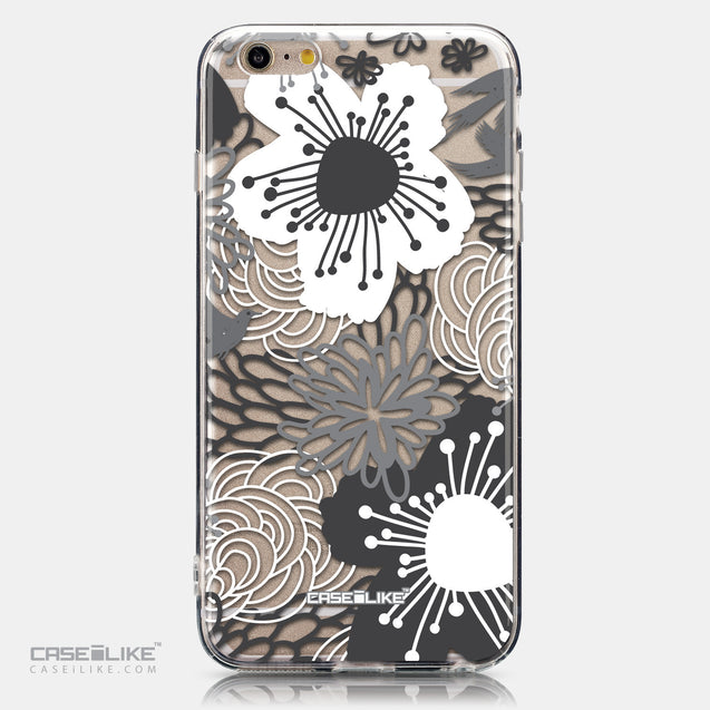 CASEiLIKE Apple iPhone 6 Plus back cover Japanese Floral 2256