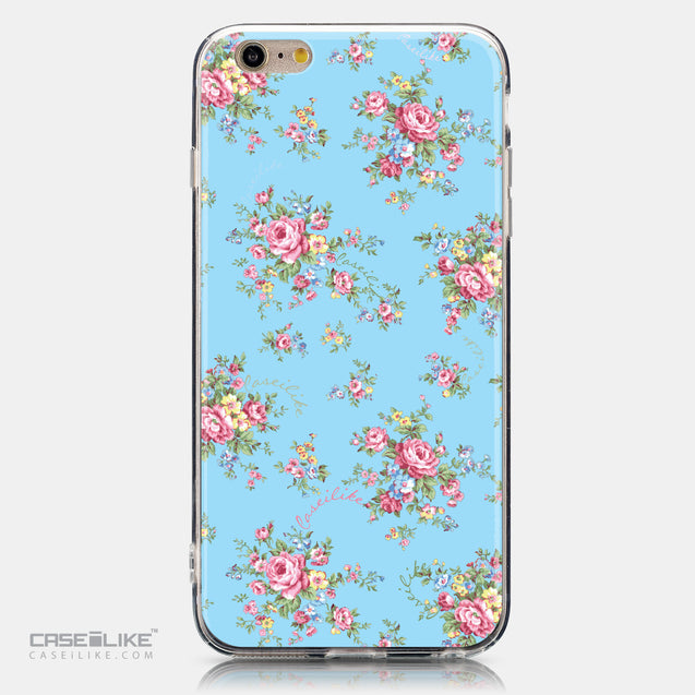 CASEiLIKE Apple iPhone 6 Plus back cover Floral Rose Classic 2263