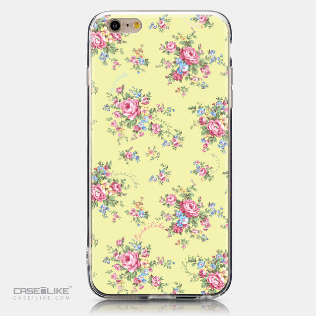 CASEiLIKE Apple iPhone 6 Plus back cover Floral Rose Classic 2264