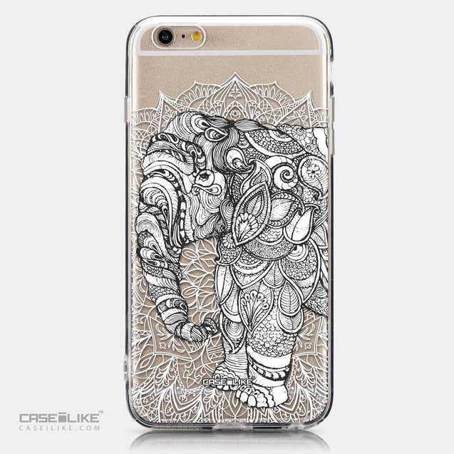 CASEiLIKE Apple iPhone 6 Plus back cover Mandala Art 2300