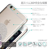 Details in Japanese - CASEiLIKE Apple iPhone 6 Plus back cover Mandala Art 2301