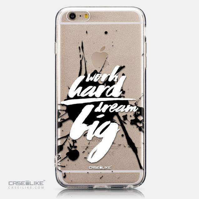 CASEiLIKE Apple iPhone 6 Plus back cover Quote 2414
