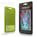 Packaging - CASEiLIKE Apple iPhone 6 Plus back cover Quote 2417