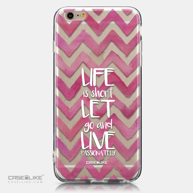 CASEiLIKE Apple iPhone 6 Plus back cover Quote 2419