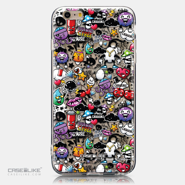 CASEiLIKE Apple iPhone 6 Plus back cover Graffiti 2703