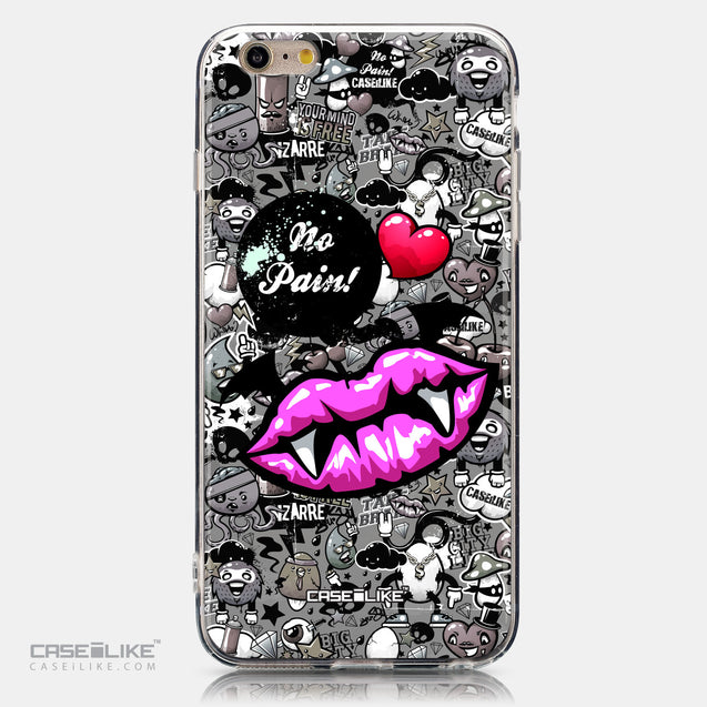 CASEiLIKE Apple iPhone 6 Plus back cover Graffiti 2708
