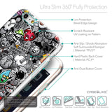 Details in English - CASEiLIKE Apple iPhone 6 Plus back cover Graffiti 2709
