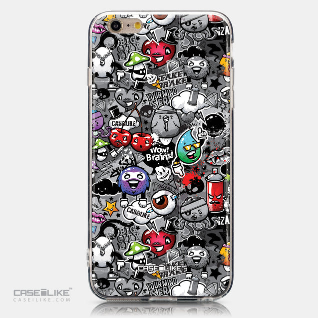 CASEiLIKE Apple iPhone 6 Plus back cover Graffiti 2709