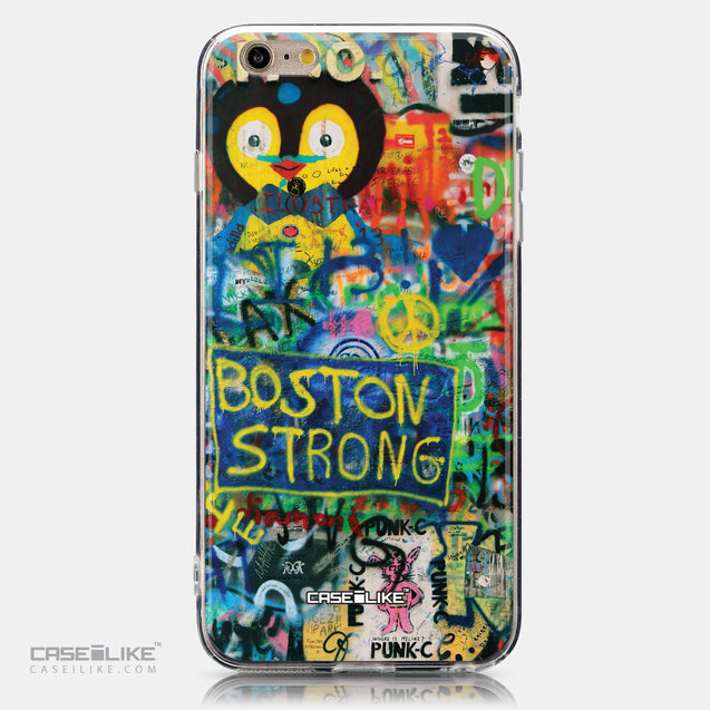 CASEiLIKE Apple iPhone 6 Plus back cover Graffiti 2723