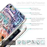 Details in English - CASEiLIKE Apple iPhone 6 Plus back cover Graffiti 2729