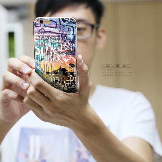 Share - CASEiLIKE Apple iPhone 6 Plus back cover Graffiti 2729