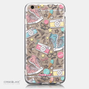 CASEiLIKE Apple iPhone 6 Plus back cover Paris Holiday 3906