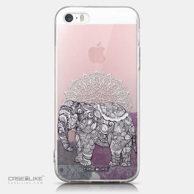 CASEiLIKE Apple iPhone SE back cover Mandala Art 2301