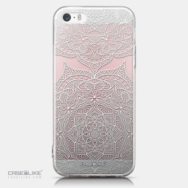 CASEiLIKE Apple iPhone SE back cover Mandala Art 2303