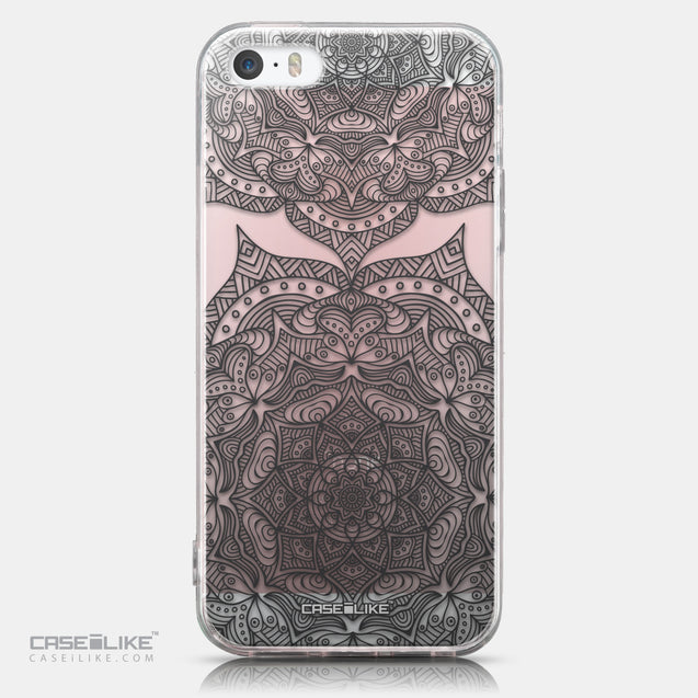 CASEiLIKE Apple iPhone SE back cover Mandala Art 2304