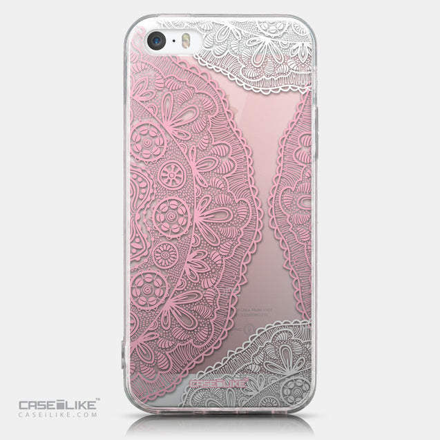 CASEiLIKE Apple iPhone SE back cover Mandala Art 2305
