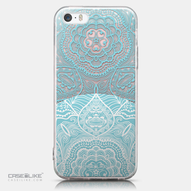 CASEiLIKE Apple iPhone SE back cover Mandala Art 2306