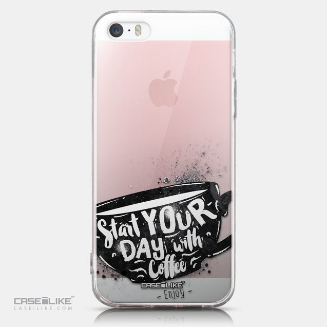 CASEiLIKE Apple iPhone SE back cover Quote 2402