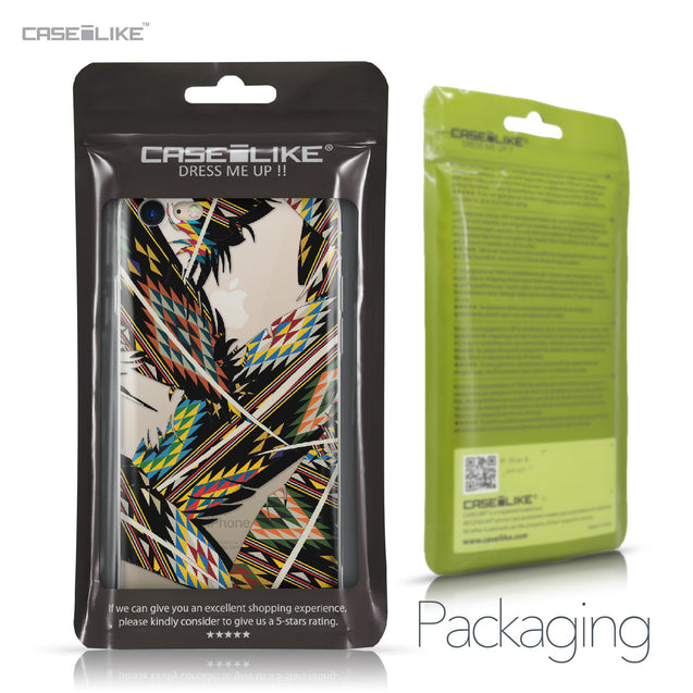 Apple iPhone 7 case Indian Tribal Theme Pattern 2053 Retail Packaging | CASEiLIKE.com
