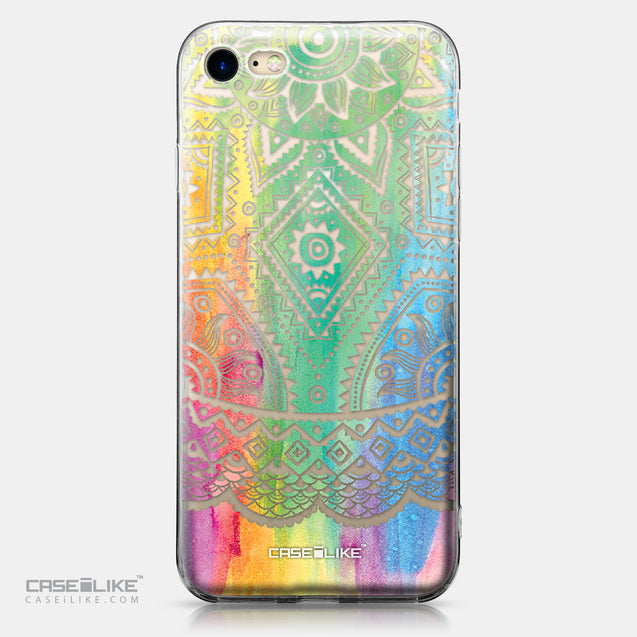 Apple iPhone 7 case Indian Line Art 2064 | CASEiLIKE.com