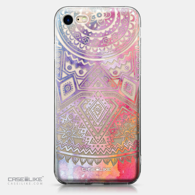 Apple iPhone 7 case Indian Line Art 2065 | CASEiLIKE.com