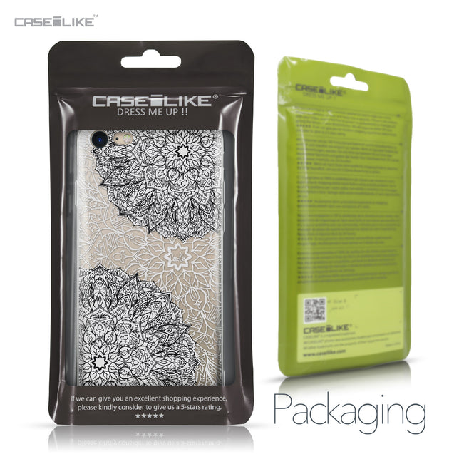 Apple iPhone 7 case Mandala Art 2093 Retail Packaging | CASEiLIKE.com