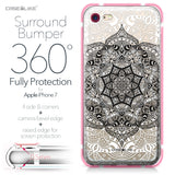Apple iPhone 7 case Mandala Art 2097 Bumper Case Protection | CASEiLIKE.com