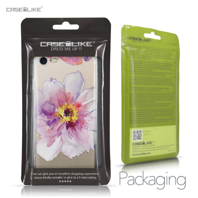 Apple iPhone 7 case Watercolor Floral 2231 Retail Packaging | CASEiLIKE.com