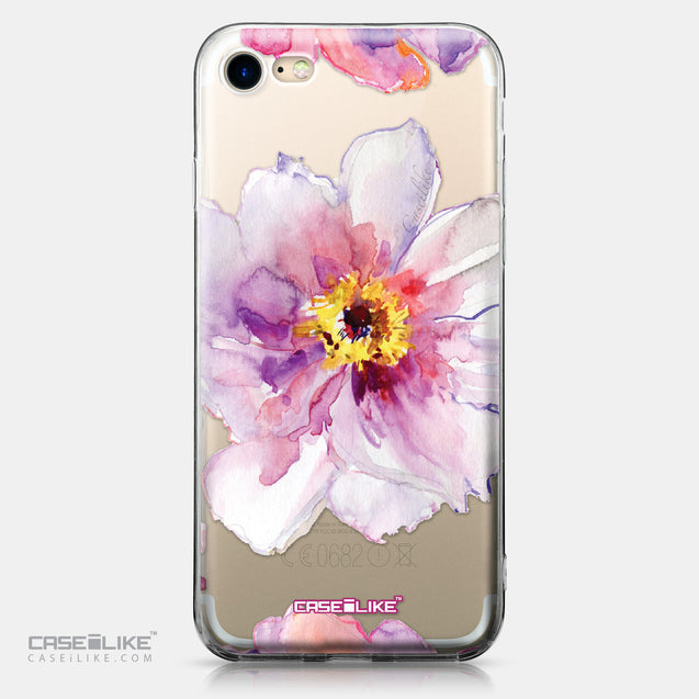Apple iPhone 7 case Watercolor Floral 2231 | CASEiLIKE.com