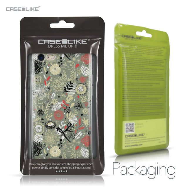 Apple iPhone 7 case Spring Forest Gray 2243 Retail Packaging | CASEiLIKE.com