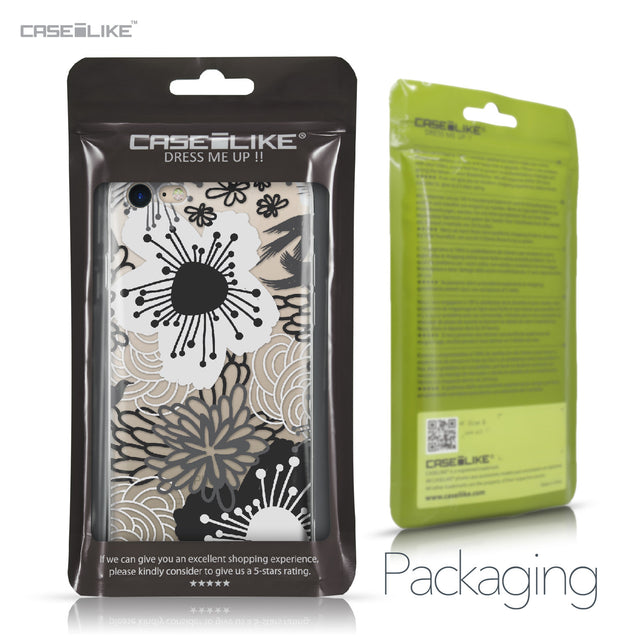 Apple iPhone 7 case Japanese Floral 2256 Retail Packaging | CASEiLIKE.com