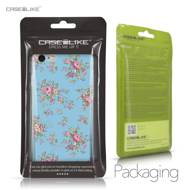 Apple iPhone 7 case Floral Rose Classic 2263 Retail Packaging | CASEiLIKE.com