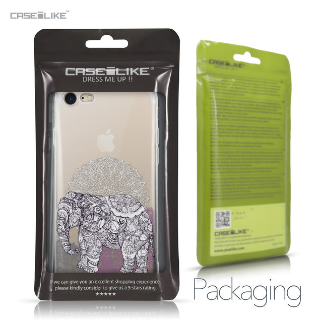 Apple iPhone 7 case Mandala Art 2301 Retail Packaging | CASEiLIKE.com