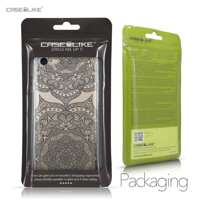 Apple iPhone 7 case Mandala Art 2304 Retail Packaging | CASEiLIKE.com
