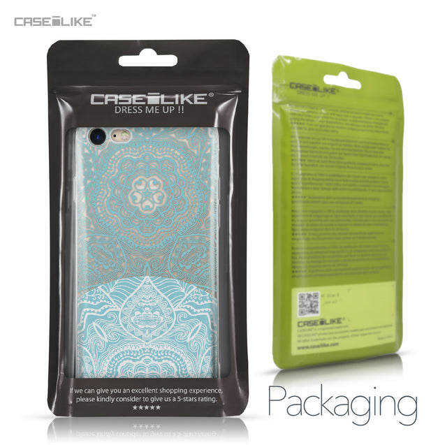Apple iPhone 7 case Mandala Art 2306 Retail Packaging | CASEiLIKE.com