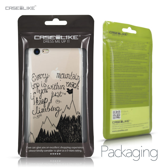 Apple iPhone 7 case Quote 2403 Retail Packaging | CASEiLIKE.com
