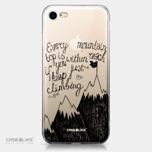 Apple iPhone 7 case Quote 2403 | CASEiLIKE.com