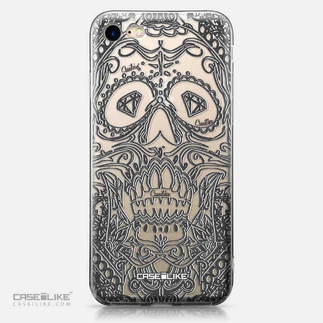 Apple iPhone 7 case Art of Skull 2524 | CASEiLIKE.com