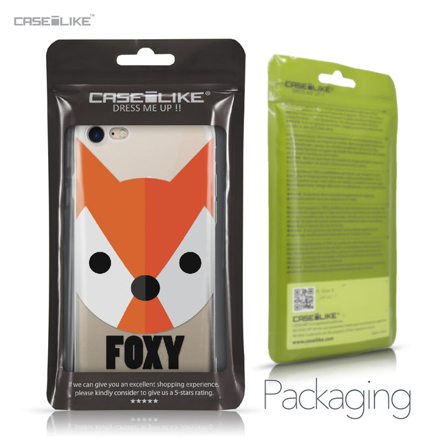Apple iPhone 7 case Animal Cartoon 3637 Retail Packaging | CASEiLIKE.com