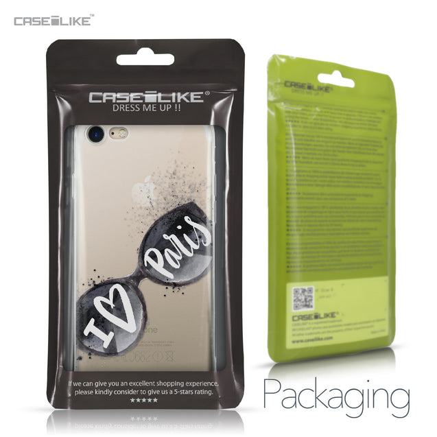 Apple iPhone 7 case Paris Holiday 3911 Retail Packaging | CASEiLIKE.com