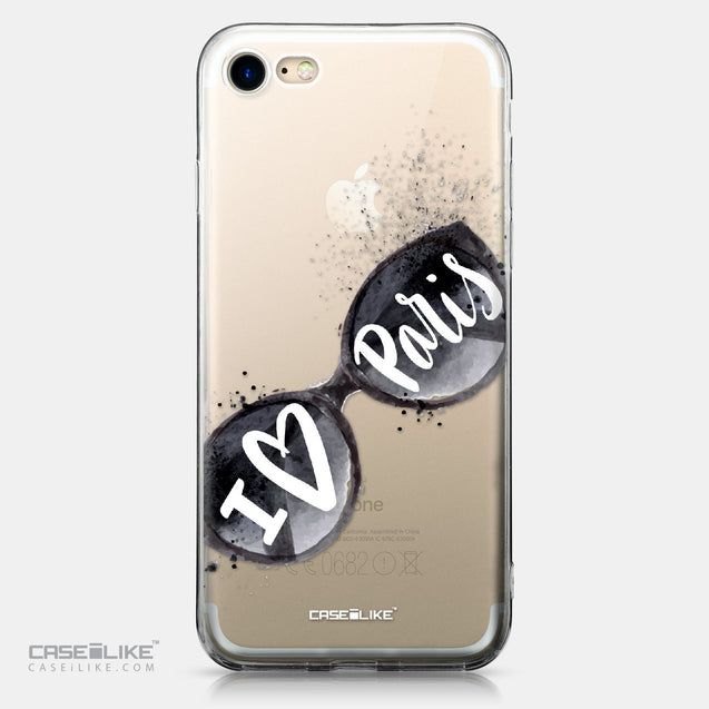 Apple iPhone 7 case Paris Holiday 3911 | CASEiLIKE.com