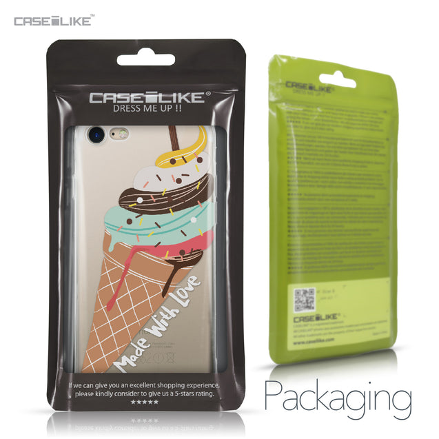 Apple iPhone 7 case Ice Cream 4820 Retail Packaging | CASEiLIKE.com