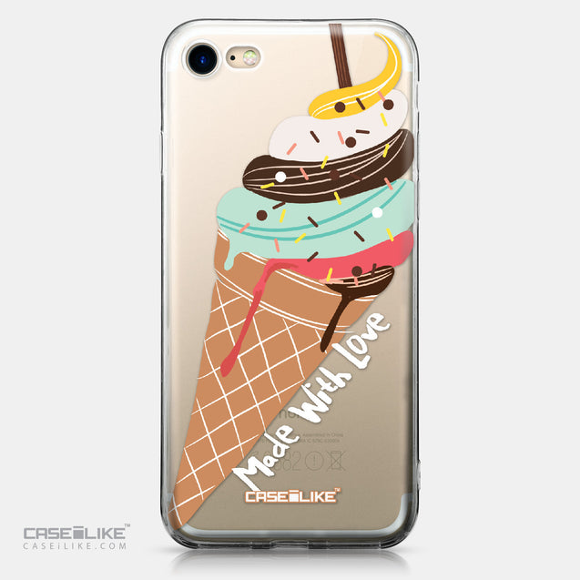 Apple iPhone 7 case Ice Cream 4820 | CASEiLIKE.com