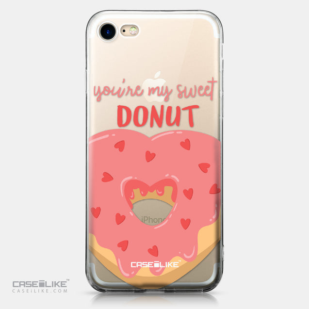 Apple iPhone 7 case Dounuts 4823 | CASEiLIKE.com